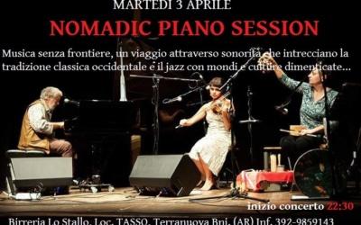 Nomadic Piano Session