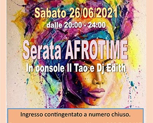 Serata Afrotime
